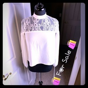 Forever 21 Lace design shirt